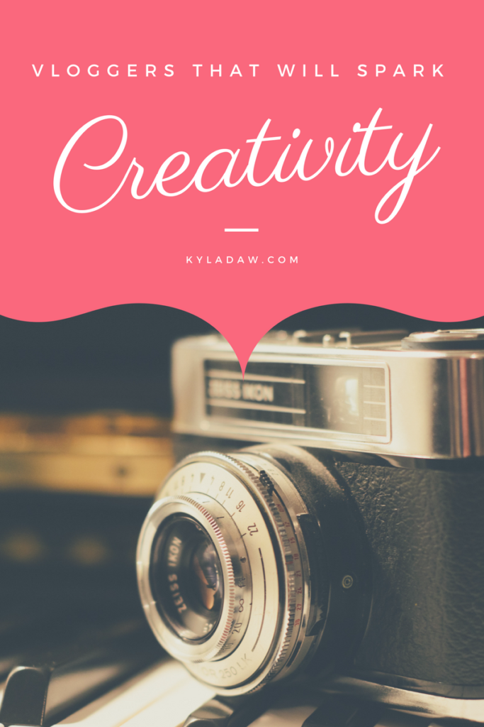 Vloggers that Will Spark Creativity